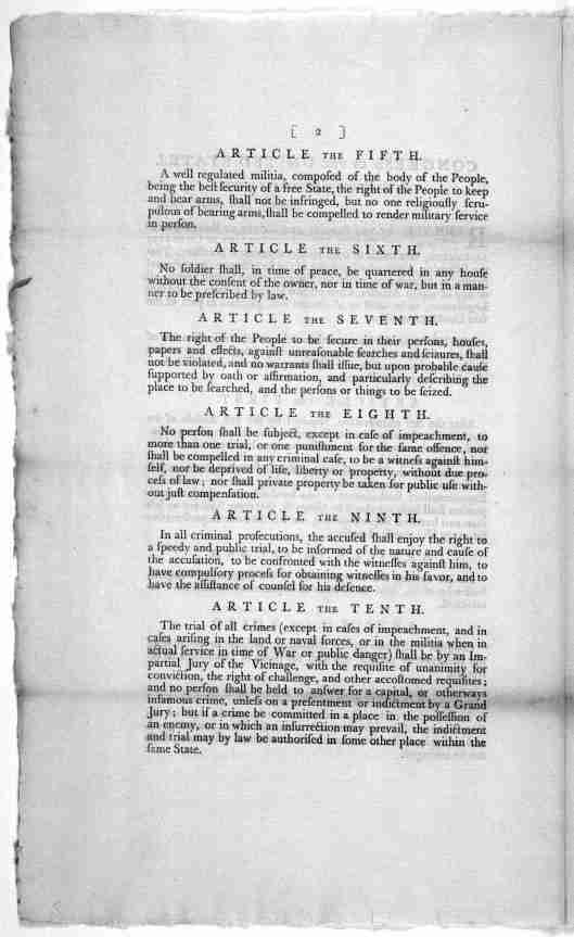 second amendment image 1